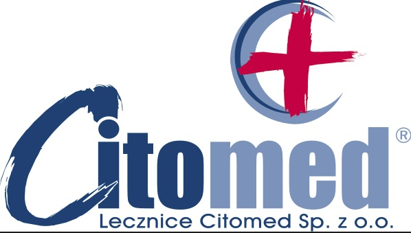 Citomed logobiałe