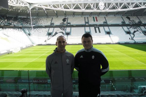 Międzynarodowe Szkolenie dla Trenerów_Juventus Academy