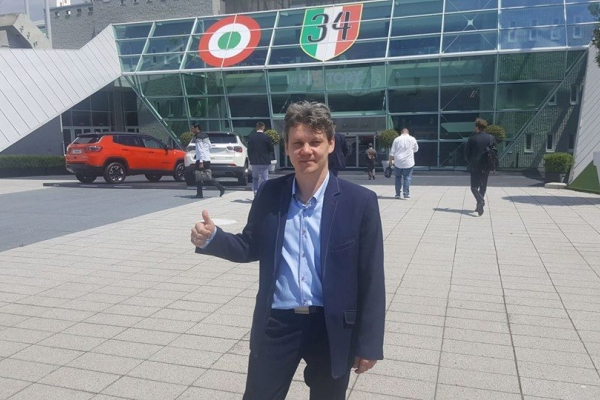 Spotkanie przedstawicieli J|Academy w Turynie