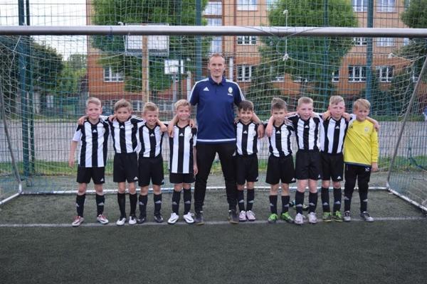 Juventus Academy Bydgoszcz zwycięzcą grupy mistrzowskiej