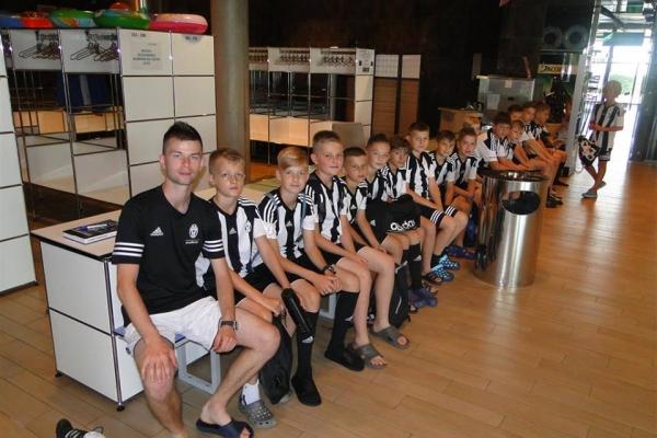 Juventus Academy Bydgoszcz Camp dzień 2