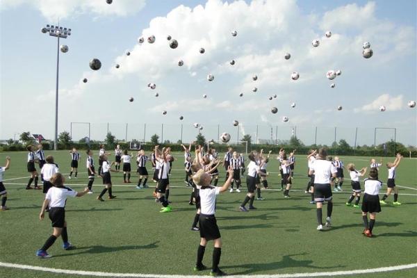 Juventus Academy Bydgoszcz Camp dzień 1