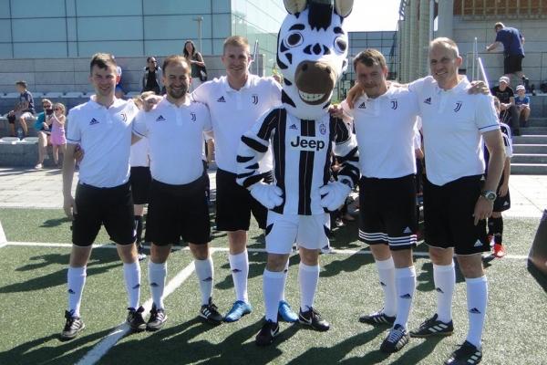Juventus Academy Bydgoszcz Camp zakończenie