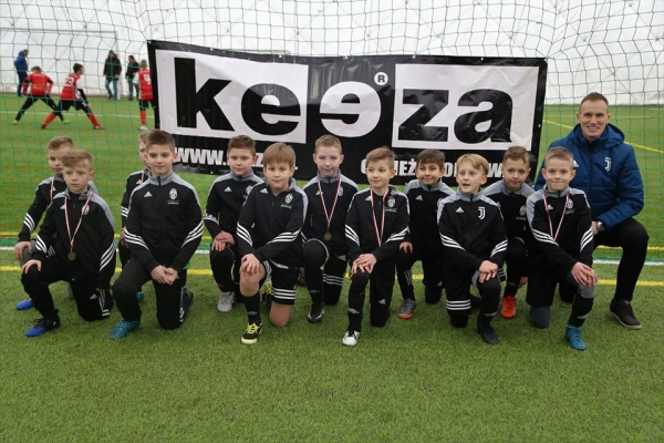 Kolejny sukces rocznika 2008 - 2 miejsce Juventus Academy Bydgoszcz na turnieju w Płocku