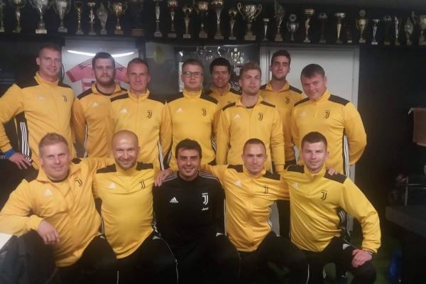 2 i 3 dzień wizyty Stefano Cristalli w Juventus Academy Bydgoszcz
