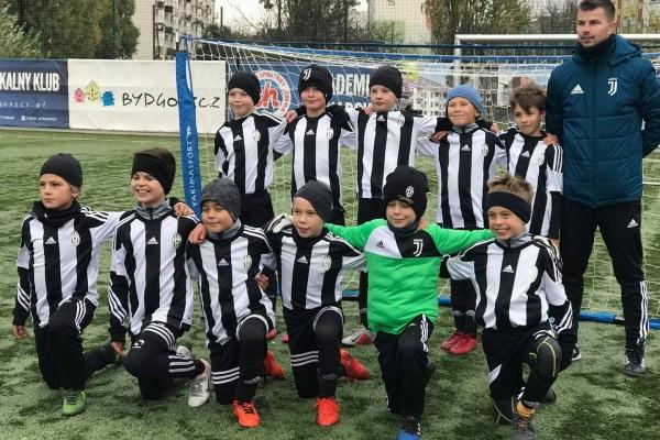 Podsumowanie rundy jesiennej Ligi Żaka KPZPN- Juventus Academy Bydgoszcz rocznik 2010 ⚽🥅