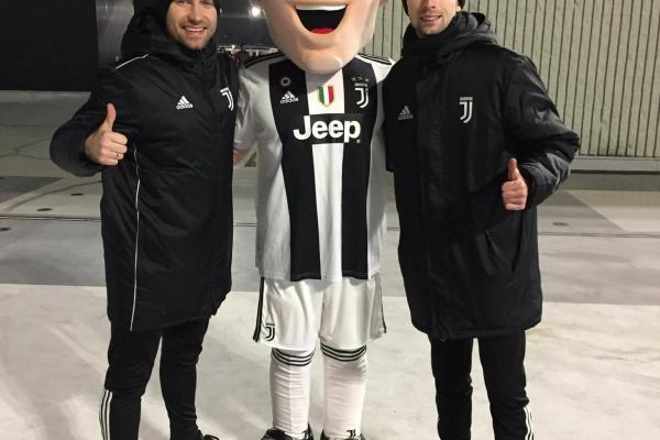 Trenerzy Juventus Academy Bydgoszcz w Turynie 🇵🇱🇮🇹