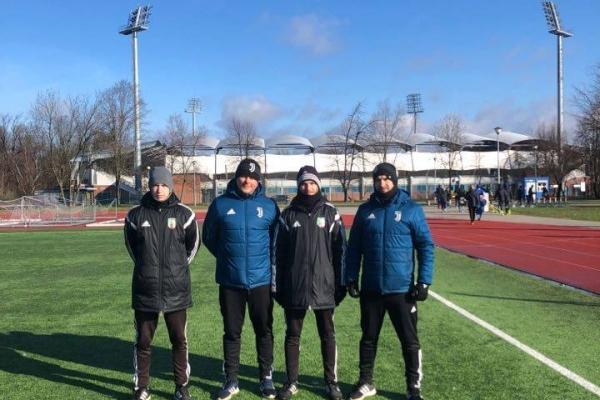 Wizyta naszych trenerów w klubie Miedz Legnica