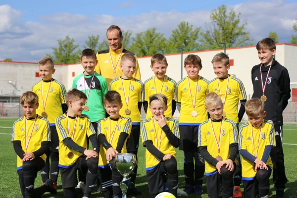 3 miejsce Juventus Academy Bydgoszcz na międzynarodowym turnieju w Gorzowie Wlkp