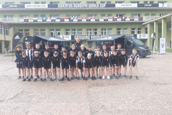 Kolejny dzień Juventus Academy Bydgoszcz we Włoszech.