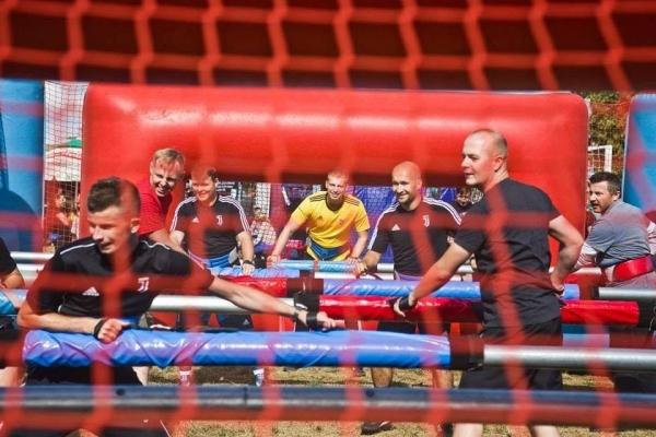Piknik rodzinny z Juventus Academy Bydgoszcz