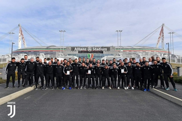 Juventus Academy International Coaches Clinic