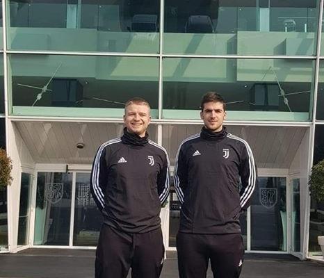 Trenerzy Juventus Academy Bydgoszcz w Turynie