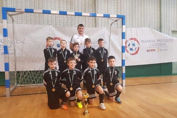 1 miejsce rocznika 2012 na turnieju w Starogardzie Gdańskim
