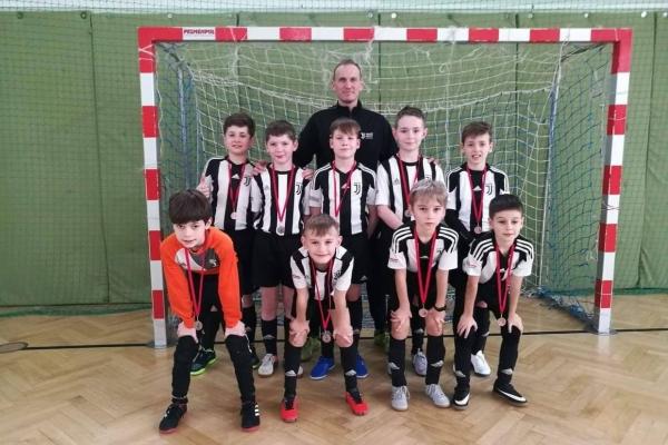 IV miejsce Juventus Academy Bydgoszcz na turnieju w Nakle