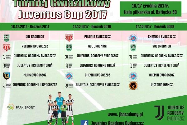 Turniej Gwiazdkowy Juventus Cup_ zapowiedz