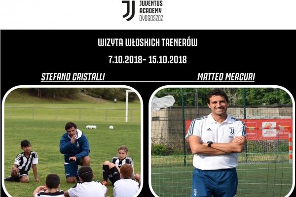 Szkoleniowcy Juventus FC po raz kolejny w Bydgoszczy!