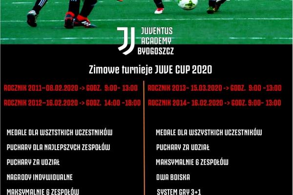 Cykl turniejów Juve Cup 2020