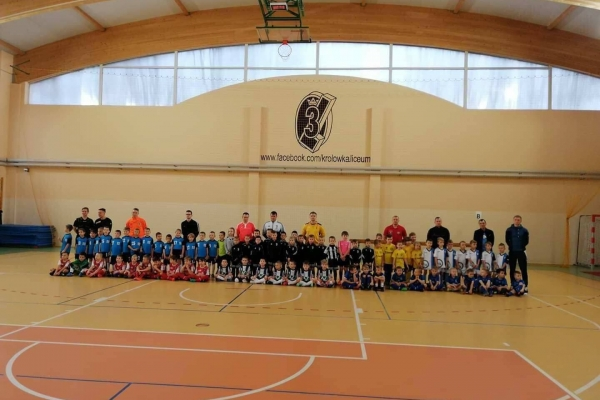 Turniej rocznika 2012 w Inowrocławiu