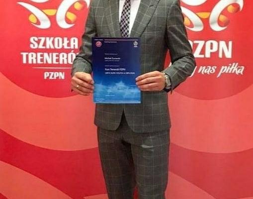 Świetne informacje ze Szkoły Trenerów PZPN w Białej Podlaskiej