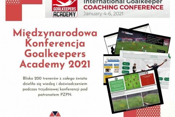 Konferencja Goalkeepers Academy