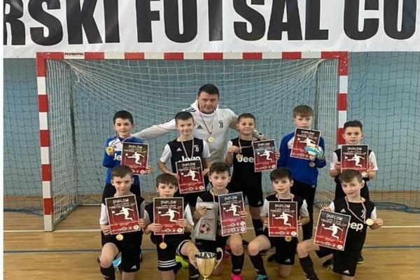 Zwycięskie eliminacje Pomorski Futsal Cup