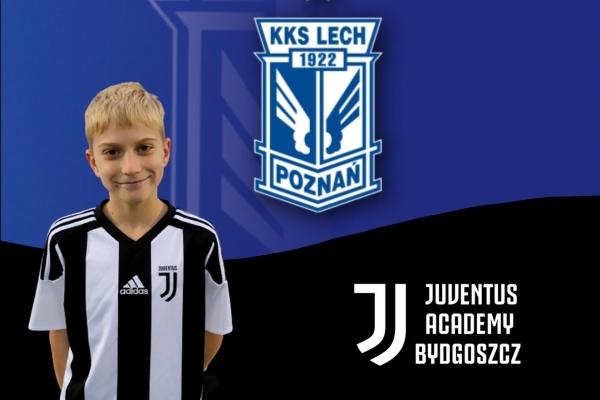 Kolejne gry w barwach Lecha Poznań