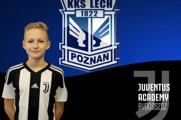 Kolejny zawodnik w barwach Lecha Poznań